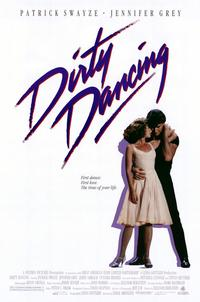 Dirty Dancing - 43 x 62 Movie Poster - Bus Shelter Style A