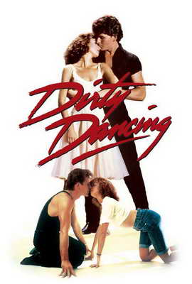 Dirty Dancing - 27 x 40 Movie Poster - Style C