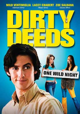 Dirty Deeds - 11 x 17 Movie Poster - Style A