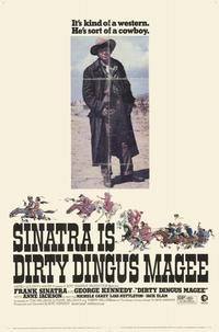 Dirty Dingus Magee - 11 x 17 Movie Poster - Style A