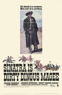 Dirty Dingus Magee - 27 x 40 Movie Poster - Style A
