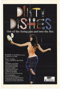 Dirty Dishes - 11 x 17 Movie Poster - Style A