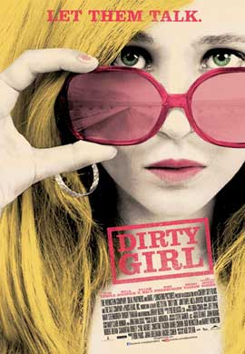Dirty Girl - 11 x 17 Movie Poster - Canadian Style A