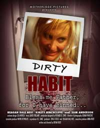 Dirty Habit - 27 x 40 Movie Poster - Style E