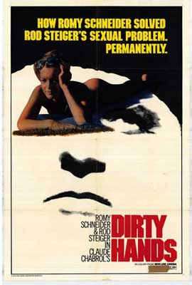 Dirty Hands - 27 x 40 Movie Poster - Style A
