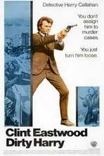 Dirty Harry - 11 x 17 Movie Poster - Style I