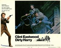 Dirty Harry - 11 x 14 Movie Poster - Style A