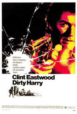 Dirty Harry - 27 x 40 Movie Poster - Style A