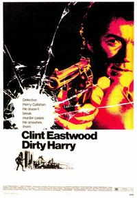 Dirty Harry - 43 x 62 Movie Poster - Bus Shelter Style A