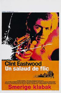 Dirty Harry - 11 x 17 Movie Poster - Belgian Style A