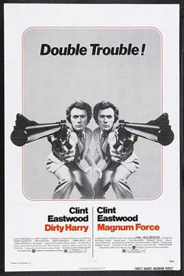 Dirty Harry - 27 x 40 Movie Poster - Style G