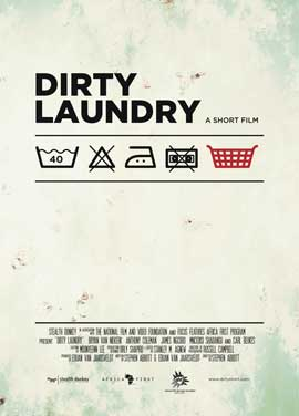 Dirty Laundry - 11 x 17 Movie Poster - South Africa Style A