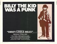 Dirty Little Billy - 11 x 14 Movie Poster - Style A