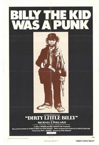 Dirty Little Billy - 27 x 40 Movie Poster - Style A