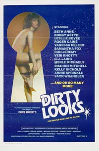 Dirty Looks - 11 x 17 Movie Poster - Style A
