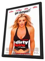 Dirty Love - 11 x 17 Movie Poster - Style A - in Deluxe Wood Frame