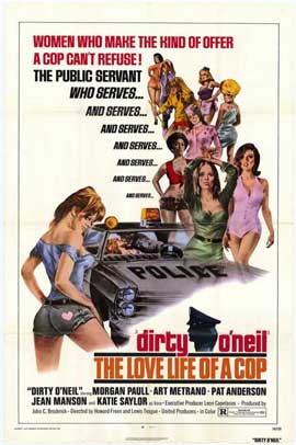 Dirty O'Neil - 11 x 17 Movie Poster - Style A