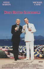 Dirty Rotten Scoundrels - 11 x 17 Movie Poster - Style A
