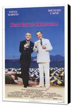 Dirty Rotten Scoundrels - 27 x 40 Movie Poster - Style A - Museum Wrapped Canvas