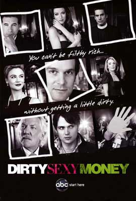Dirty Sexy Money (TV) - 27 x 40 TV Poster - Style B