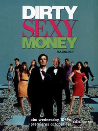 Dirty Sexy Money (TV) - 43 x 62 TV Poster - Style B