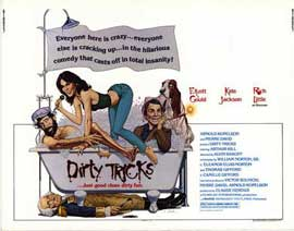 Dirty Tricks - 11 x 14 Movie Poster - Style A