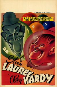 Dirty Work - 27 x 40 Movie Poster - Belgian Style A