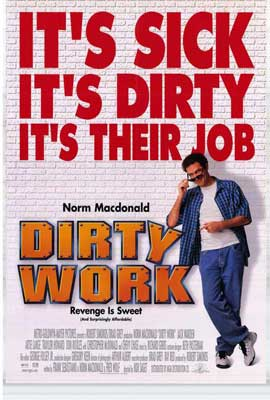 Dirty Work - 27 x 40 Movie Poster - Style A