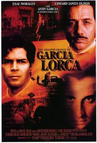 The Disappearance of Garcia Lorca - 27 x 40 Movie Poster - Style A
