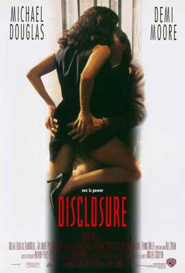 Disclosure - 11 x 17 Movie Poster - Style B