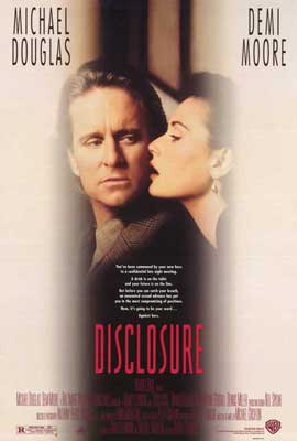 Disclosure - 27 x 40 Movie Poster - Style A