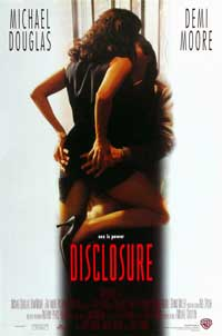 Disclosure - 43 x 62 Movie Poster - Bus Shelter Style A
