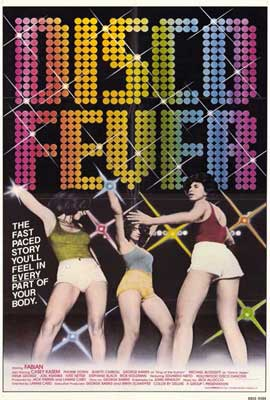 Disco Fever - 27 x 40 Movie Poster - Style A