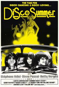 Disco Summer - 11 x 17 Movie Poster - Style A
