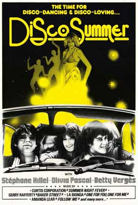 Disco Summer - 27 x 40 Movie Poster - Style A