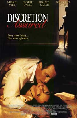 Discretion Assured - 11 x 17 Movie Poster - Style A
