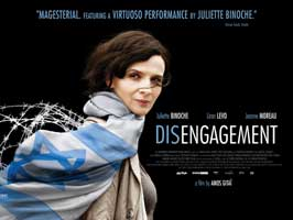 Disengagement - 30 x 40 Movie Poster UK - Style A