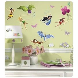 Disney Fairies - Peel and Stick Wall Applique