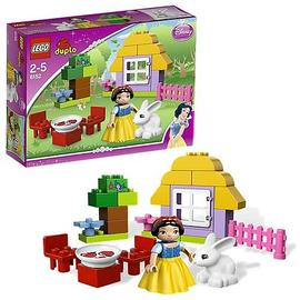 Disney Material - LEGO Duplo Princess 6152 Snow White's Cottage