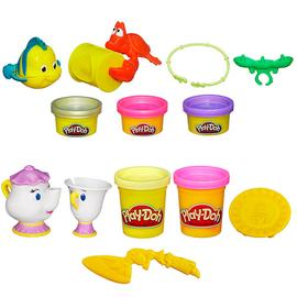 Disney Material - Play-Doh Princess Assortment Wave 1 Set