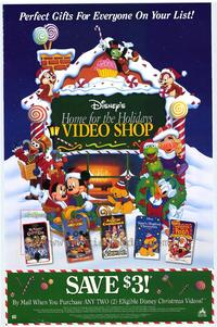 Disney Video Posters - 11 x 17 Movie Poster - Style D