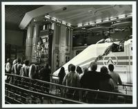 Disneyland Star Tours - 8 x 10 B&W Photo #4