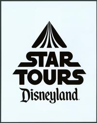 Disneyland Star Tours - 8 x 10 B&W Photo #16