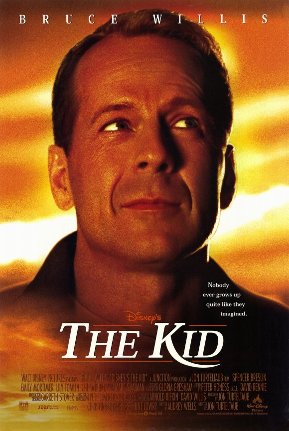 Disney's The Kid Movie Posters From Movie Poster Shop Bruce Willis Movies List