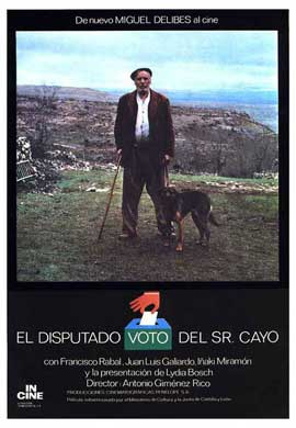 Disputado voto del senor Cayo, El - 11 x 17 Movie Poster - Spanish Style A