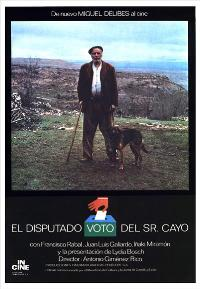 Disputado voto del senor Cayo, El - 27 x 40 Movie Poster - Spanish Style A