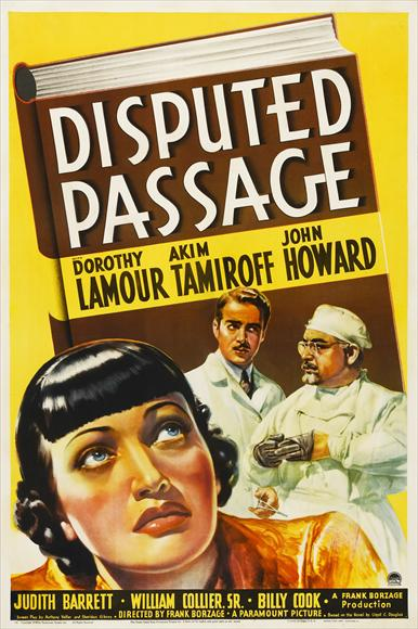 Disputed Passage movie