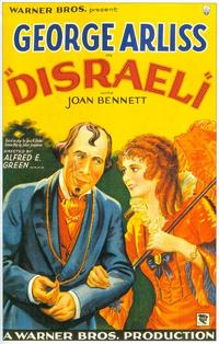 Disraeli - 27 x 40 Movie Poster - Style A