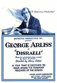 Disraeli - 11 x 17 Movie Poster - Style B