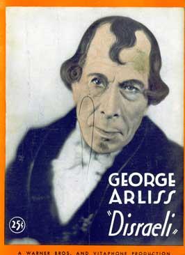 Disraeli - 27 x 40 Movie Poster - Style B